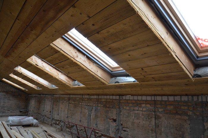 Фоторепортаж: к декабрю 2015 года закончится реконструкция Дома Заменгофа, фото-15