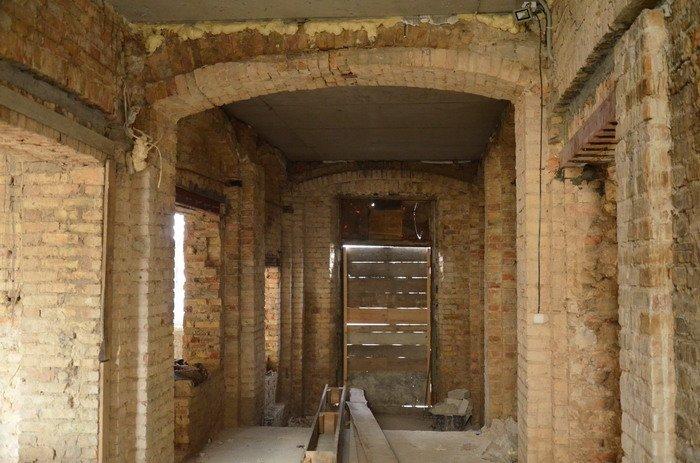 Фоторепортаж: к декабрю 2015 года закончится реконструкция Дома Заменгофа, фото-10