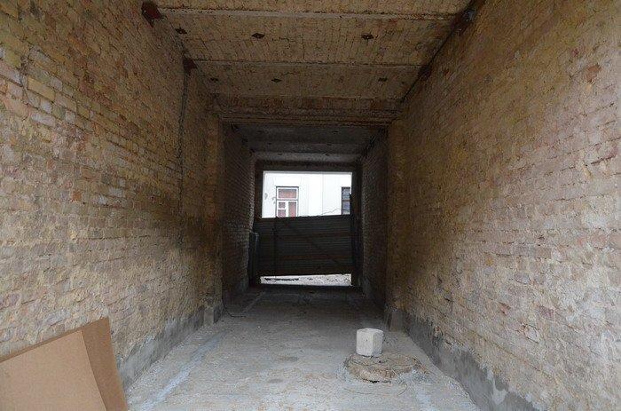 Фоторепортаж: к декабрю 2015 года закончится реконструкция Дома Заменгофа, фото-9