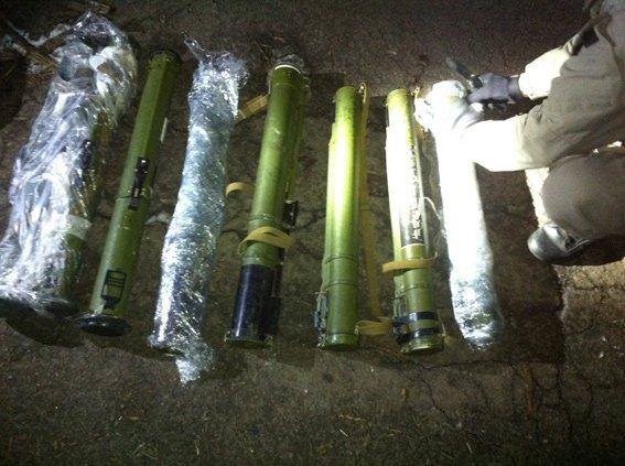 В Одессе задержали банду торговцев оружия (ФОТО) (фото) - фото 1