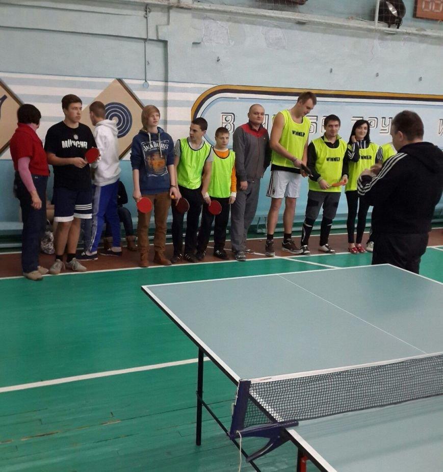 В Краматорске играли в теннис (фото) - фото 2