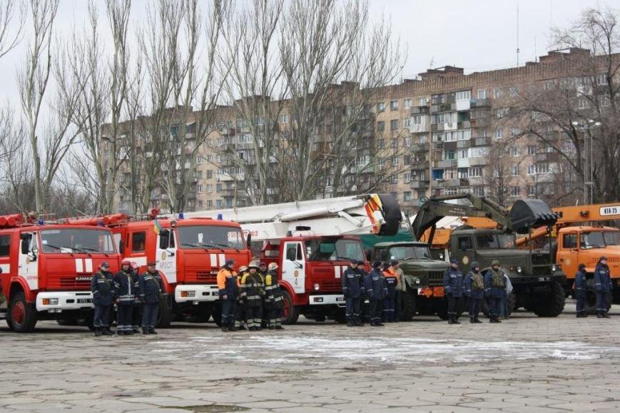 В Запорожье проверили готовность областной мобильной группы реагирования (ФОТО) (фото) - фото 3