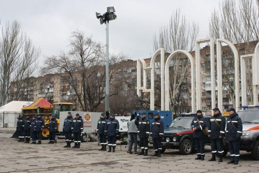В Запорожье проверили готовность областной мобильной группы реагирования (ФОТО) (фото) - фото 5