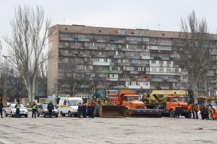 В Запорожье проверили готовность областной мобильной группы реагирования (ФОТО) (фото) - фото 4