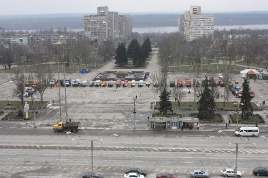 В Запорожье проверили готовность областной мобильной группы реагирования (ФОТО) (фото) - фото 2