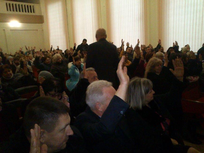 Общественность Днепродзержинска решила, что скверу имени Станислава Лясоты быть, фото-2
