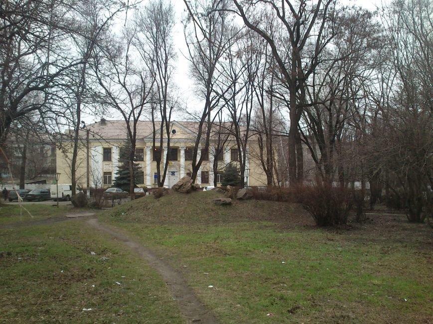 Общественность Днепродзержинска решила, что скверу имени Станислава Лясоты быть, фото-3