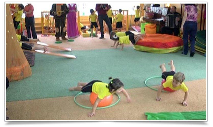 Славянские воспитатели посетили семинар-практикум (фото) - фото 2