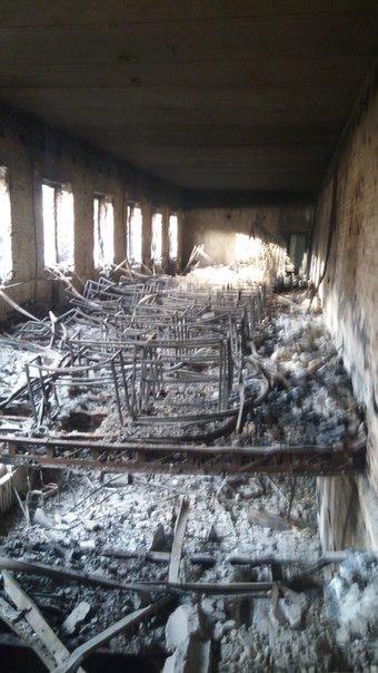 Во что боевики «ДНР» превратили Донецкий юридический институт (ФОТО) (фото) - фото 4