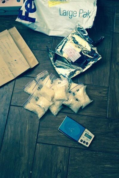 В Харькове «повязали» мужчину, который заказывал по почте наркотики из Китая (ФОТО) (фото) - фото 1