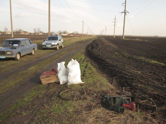 В Запорожской области задержали трио магазинных воров (ФОТО) (фото) - фото 1