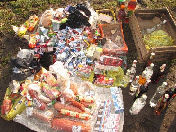 В Запорожской области задержали трио магазинных воров (ФОТО) (фото) - фото 2