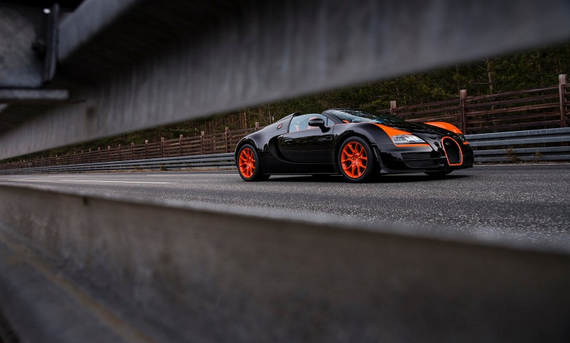 Bugatti привезет последний «Вейрон» в Женеву (фото) - фото 2
