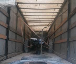 Пограничники Херсонщины обнаружили авто-«матрешку» (фото) - фото 1