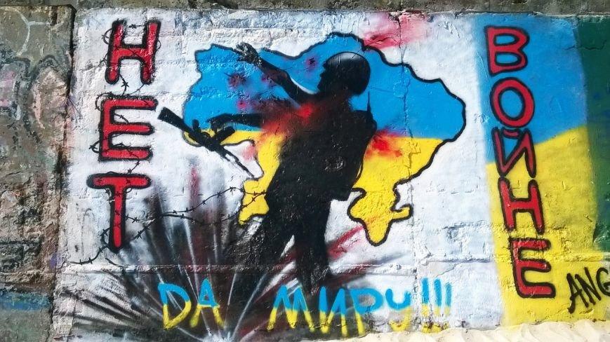 Художник, граффитчик, патриот Святослав Лаврусенко – человек, изменяющий Одессу (фото) - фото 3