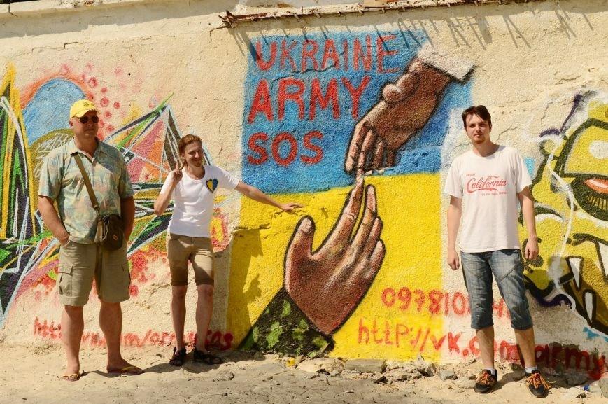 Художник, граффитчик, патриот Святослав Лаврусенко – человек, изменяющий Одессу (фото) - фото 2
