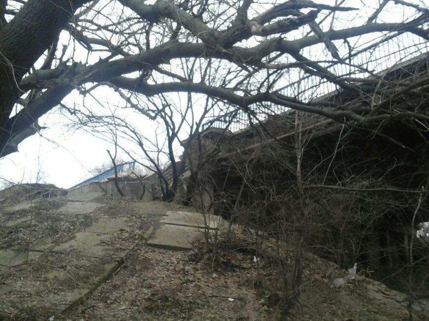 ЧП в Кривом Роге: упали конструкции моста, с которого ранее улетел BMW  с тремя детьми и ушел под лед (ФОТО), фото-11