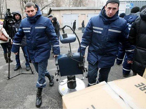 Гуманитарную помощь из США несмотря на все трудности, все же доставили в Днепропетровские больницы (ФОТО) (фото) - фото 1