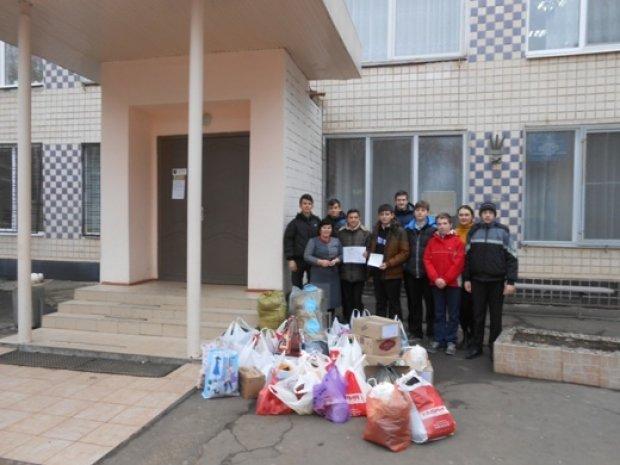Одесские школьники стали активно помогать защитникам Отечества (ФОТО) (фото) - фото 1