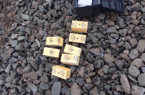 СБУ: Под железную дорогу в Одессе террористы подложили семь тротиловых шашек (фото) - фото 2