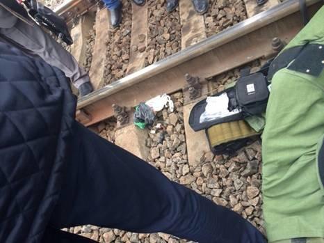 СБУ: Под железную дорогу в Одессе террористы подложили семь тротиловых шашек (фото) - фото 3