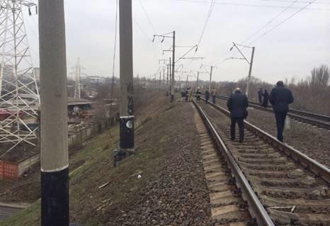 СБУ: Под железную дорогу в Одессе террористы подложили семь тротиловых шашек (фото) - фото 1