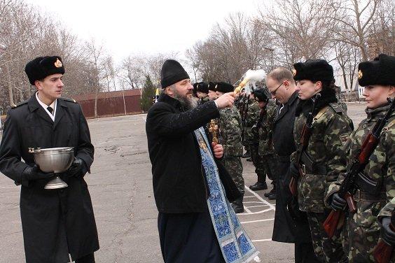 Курсанты-моряки 198-го Учебного центра ВМС ВС Украины в Николаеве присягнули Украине (ФОТО) (фото) - фото 5