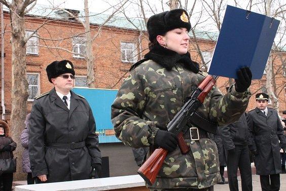 Курсанты-моряки 198-го Учебного центра ВМС ВС Украины в Николаеве присягнули Украине (ФОТО) (фото) - фото 3
