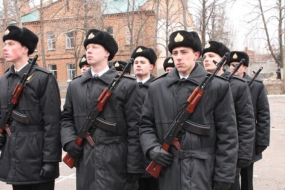 Курсанты-моряки 198-го Учебного центра ВМС ВС Украины в Николаеве присягнули Украине (ФОТО) (фото) - фото 8