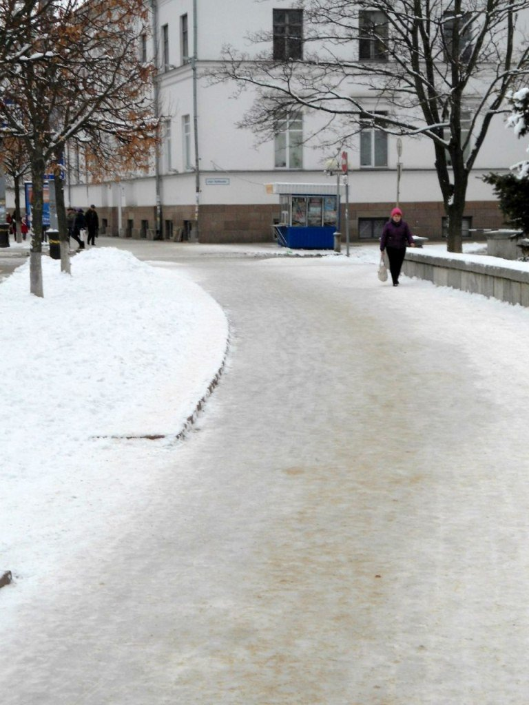 По центру Полтави стало небезпечно ходити (ФОТО) (фото) - фото 3