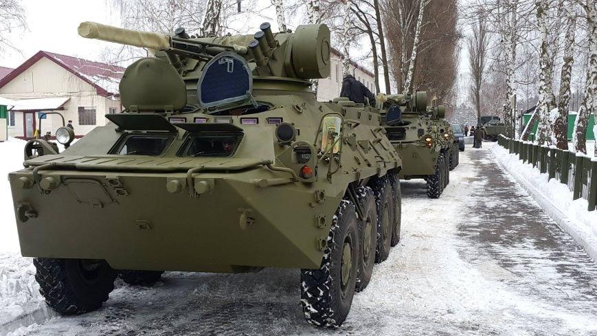 Нацгвардия получила несколько новых бронемашин с современной системой огня, фото-1