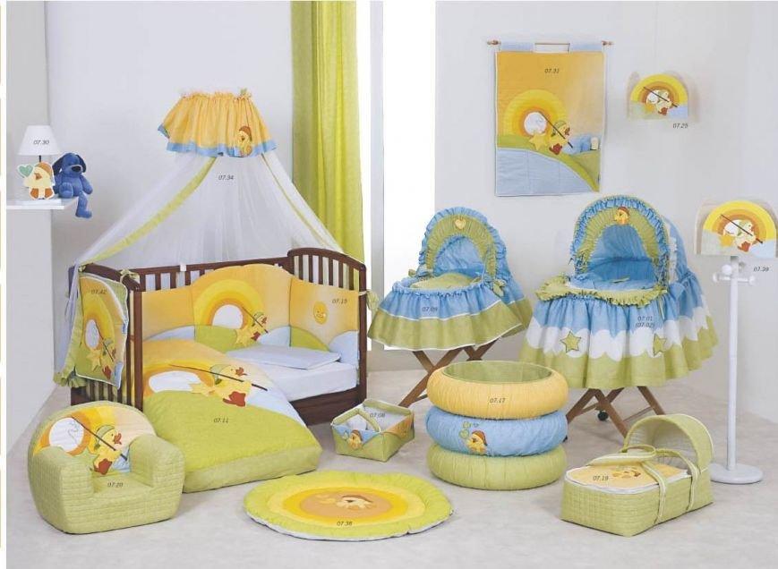 купить детскую кроватку украина