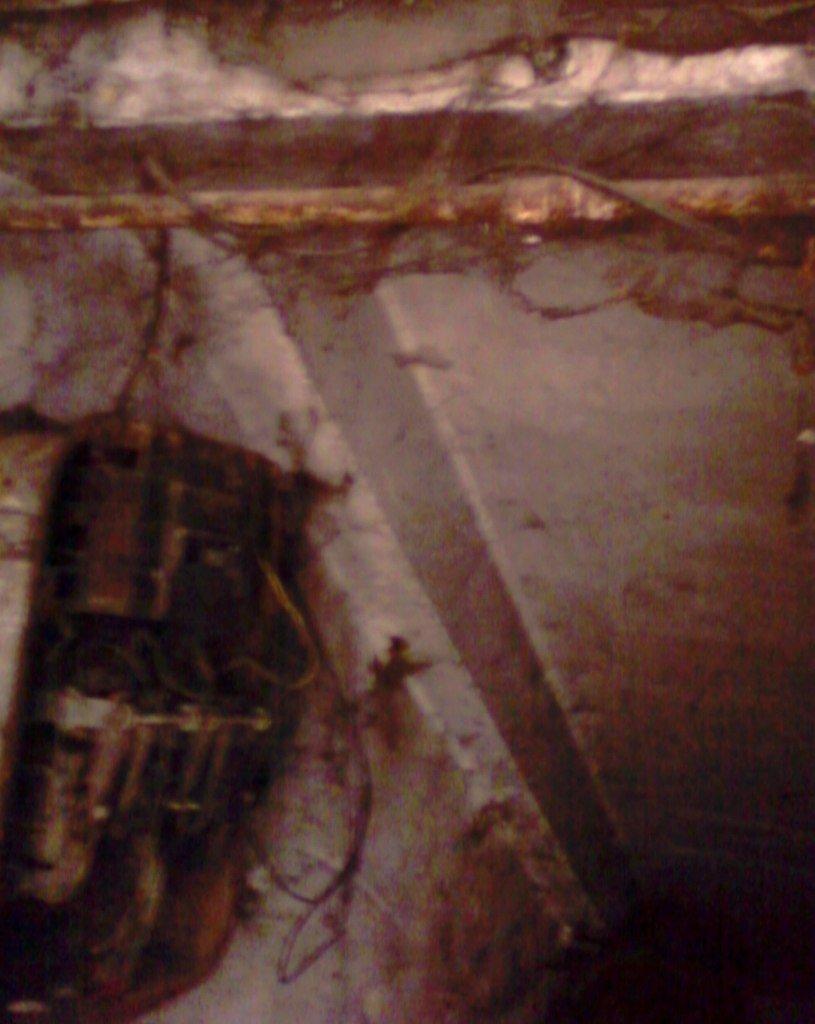 В Одессе случился очередной пожар по вине бомжей (ФОТО) (фото) - фото 1