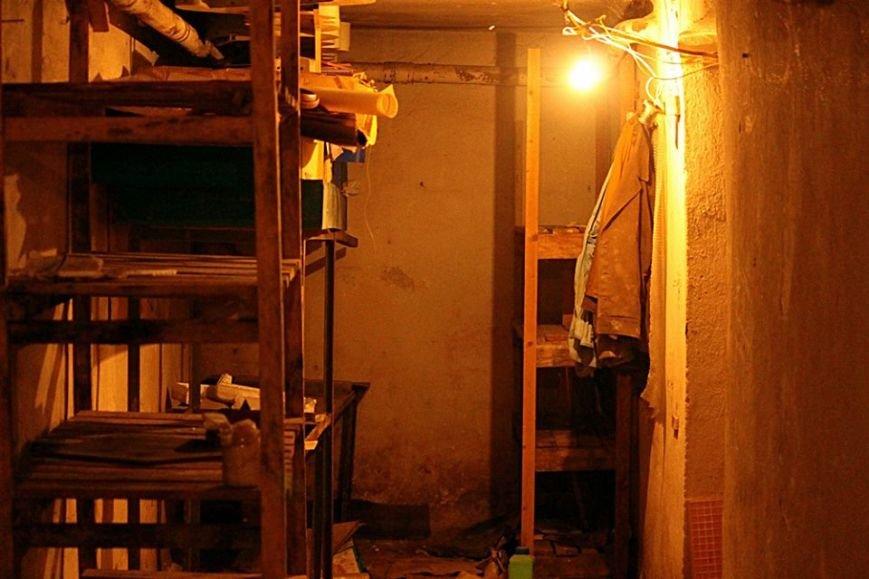 Береженого Бог бережет: в одесском бомбоубежище провели субботник (ФОТОРЕПОРТАЖ) (фото) - фото 1