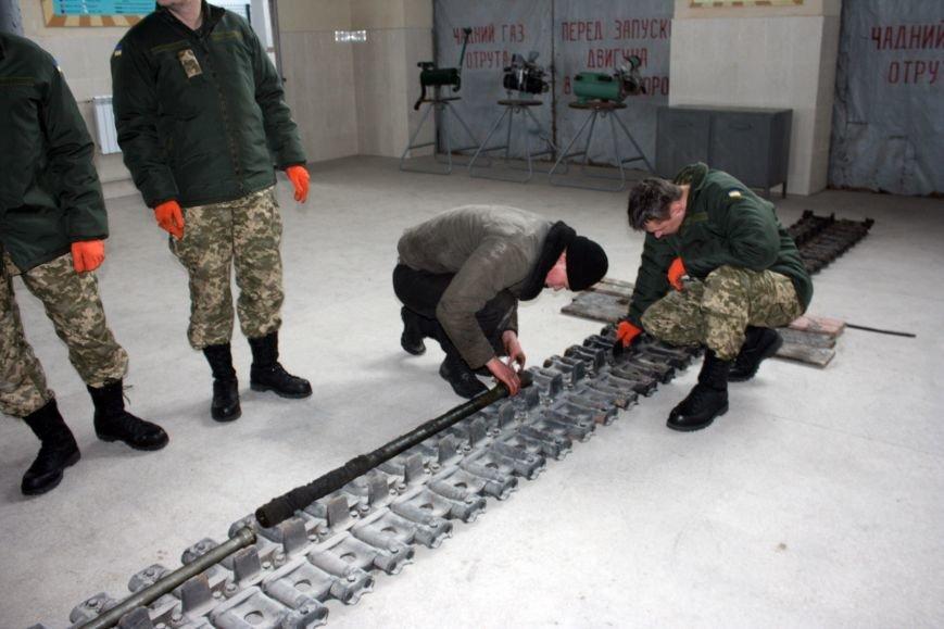 Харьковские бойцы делятся опытом участия в АТО с мобилизованными офицерами (фото), фото-3