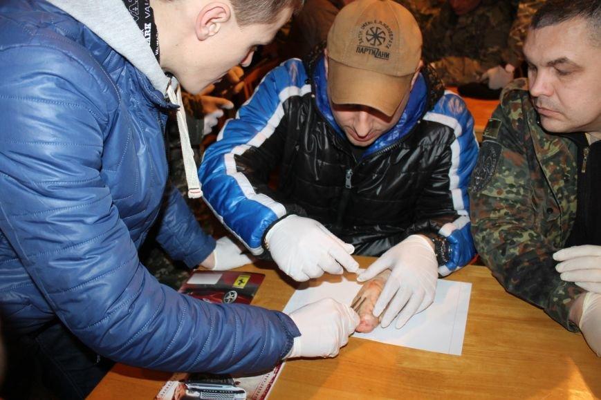 Польские военные специалисты обучили бойцов спецбатальона «Кривбасс» тактической медицине (ФОТО), фото-14