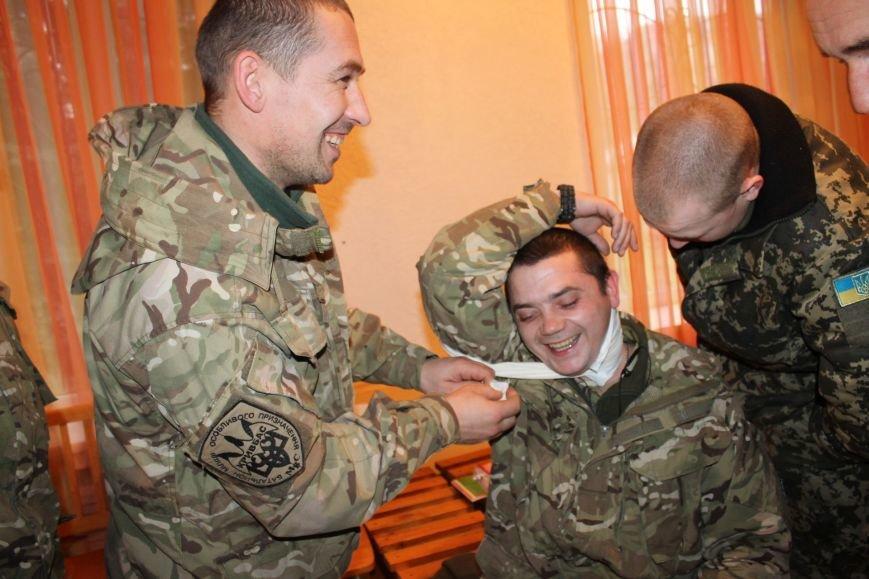 Польские военные специалисты обучили бойцов спецбатальона «Кривбасс» тактической медицине (ФОТО), фото-10