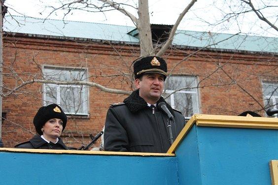В Одесской военной академии присягнули Родине военные моряки (ФОТО) (фото) - фото 1