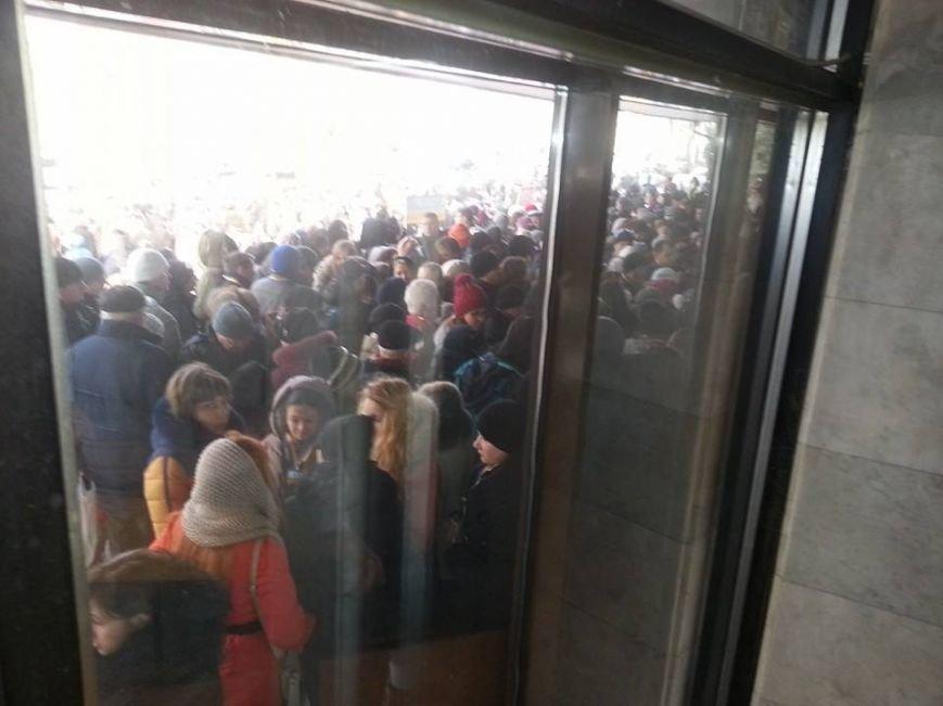 Общественные слушания по одесскому Ланжерону: Толкучка и титушки от Кисловского (фото) - фото 1