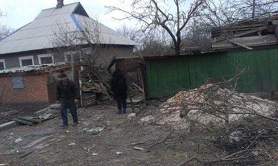 В Макеевке обстрелу подвергся поселок Пастуховка: фото разрушений (фото) - фото 2
