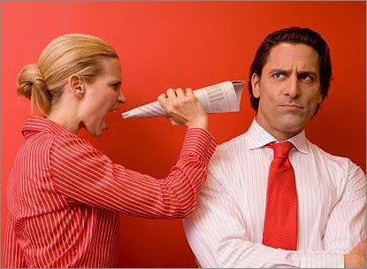 Мужская стратегия во время семейных конфликтов (фото) - фото 1