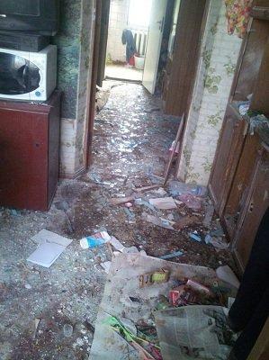 Донецк: обстрелы города 8 февраля (фото) (фото) - фото 2