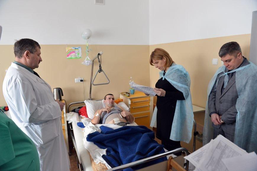 До Львова приїхала Ольга Богомолець, аби знизити смертність бійців в АТО (ФОТОРЕПОРТАЖ), фото-5