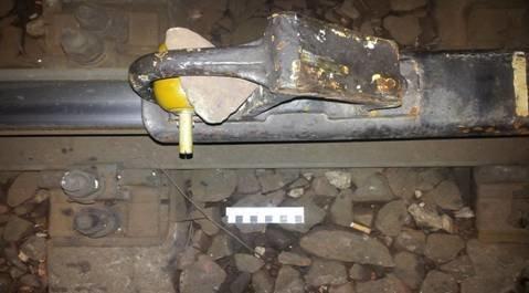 В Запорожье диверсанты пытались взорвать железные пути (ФОТО) (фото) - фото 3