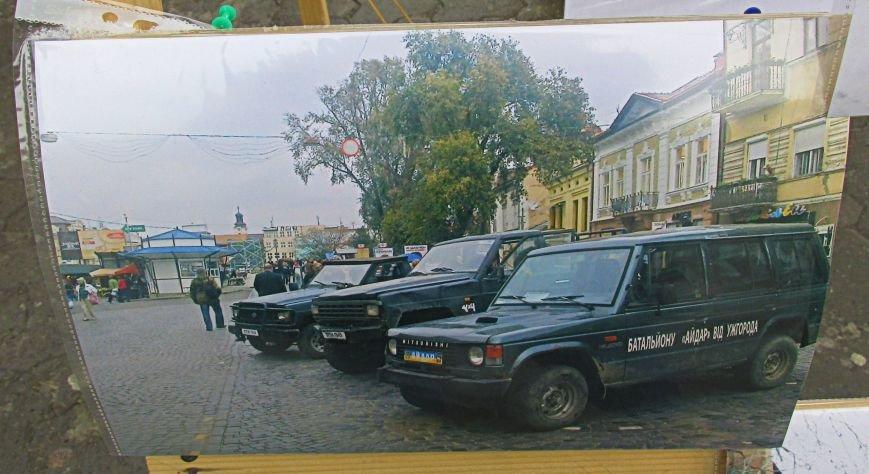 В Ужгороді на пл. Театральній відбулася фотовиставка «Волонтери в зоні АТО» (ФОТОРЕПОРТАЖ) (фото) - фото 21