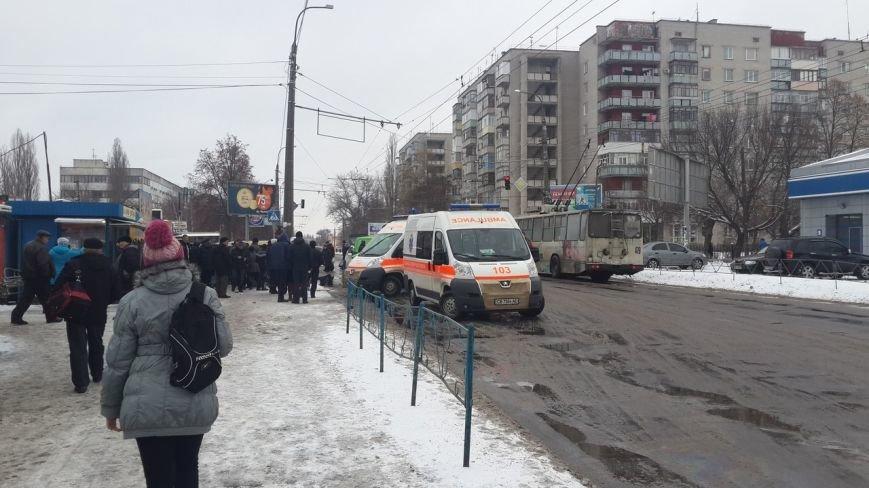 ДТП с участием инкассаторов «Приватбанка» произошло в Чернигове (фото) - фото 1