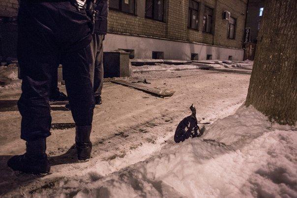 В Харькове на улице Отакара Яроша прогремел взрыв (ФОТО) (фото) - фото 1