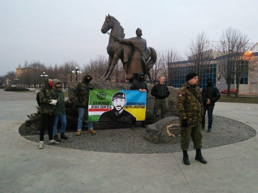 В Кривом Роге почтили память погибшего чеченского генерала Исы Мунаева (ФОТО) (фото) - фото 2