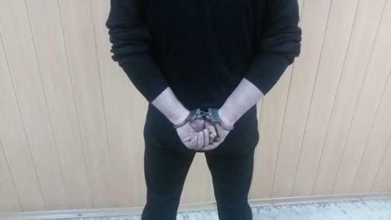 На блок-посте около Харькова задержали террориста  (ФОТО) (фото) - фото 1