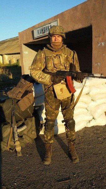 Под Дебальцево погиб мариупольский доброволец (ФОТО) (фото) - фото 1